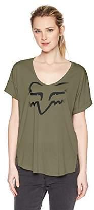 Fox Junior's Responded Short ROLL Sleeve T-Shirt