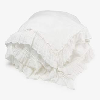 DAY Birger et Mikkelsen Bella Notte Whisper Linen Duvet Cover White