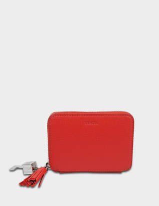 Lancel Nine S Continental zipped wallet