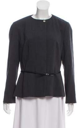 HUGO BOSS Boss by Wool Structured Jacket