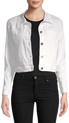 Genetic Los Angeles Women's Mia Cropped Jacket