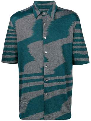 Missoni shortsleeved button shirt