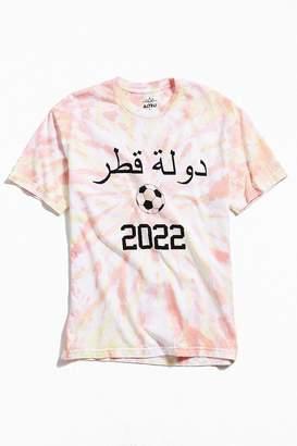 Altru Apparel Qatar 2020 Tie-Dyed Tee