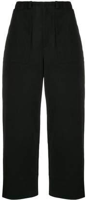 Sara Lanzi cropped trousers