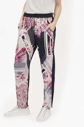 French Connection Samba Avenue Printed Track Pants