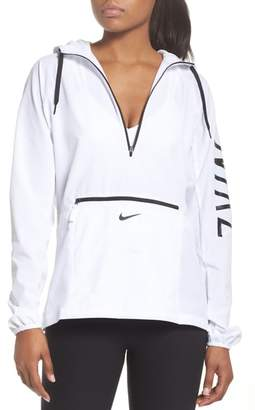 Nike Flex Packable Hooded Training Jacket