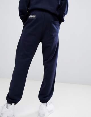 Napapijri Maray Jogger In Navy