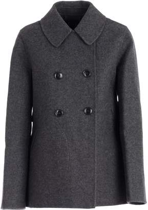 Sofie D'hoore Double-breasted Pea Coat