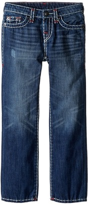True Religion Kids Ricky Super T Jeans in Oxford Blue (Toddler/Little Kids) $129 thestylecure.com
