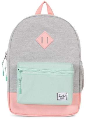 Herschel Colorblock Youth Backpack
