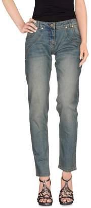Cristinaeffe COLLECTION Denim trousers