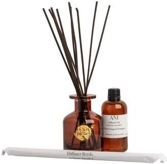 Ani Skincare - Sweet Orange & Petigrain Diffuser Oil Set