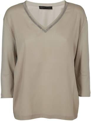 Fabiana Filippi V-neck T-shirt