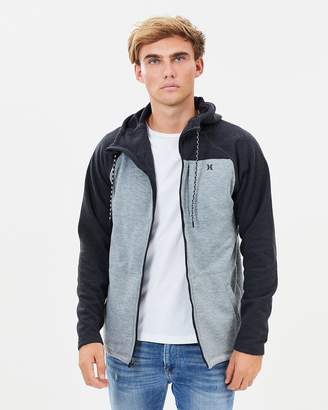 Hurley Heat Plus Therma Fit Fleece Hoodie
