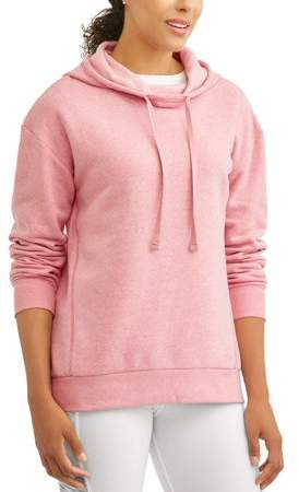 Avia Women's Active Cold Weather Tunic Length Hoodie