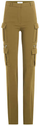 Thierry Mugler Double Pocket Cargo Pants