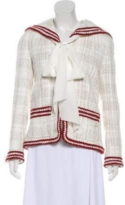 Chanel 2018 Paris-Hamburg Fantasy Tweed Jacket w/ Tags