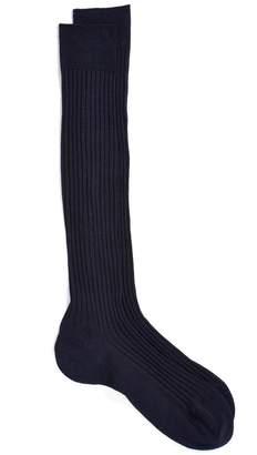 Pantherella Merino Wool Blend Over-the-Knee Socks