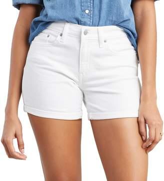 Levi's Popsugar Women's Mid-Length Midrise Jean Shorts