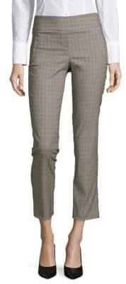 Isaac Mizrahi IMNYC Slim Ankle Straight Pants