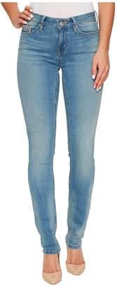 Calvin Klein Jeans Ultimate Skinny Jeans in Bottle Blue Wash Women's Jeans