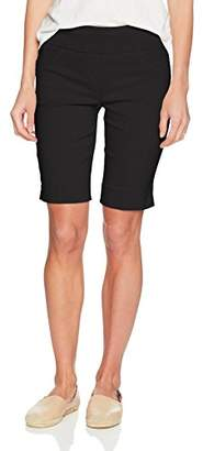 Ruby Rd. Women's Petite Pull-on Solar Millennium Tech Short