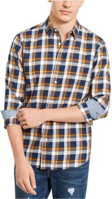 American Rag Men Oliver Plaid Shirt