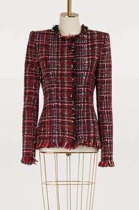 Alexander McQueen Tweed jacket