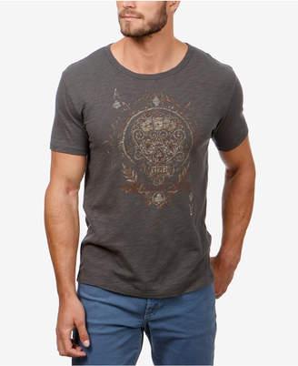 Lucky Brand Men's Skull Graphic T-Shirt