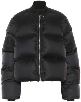 Rick Owens Puffer jacket