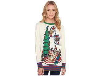 Whoopi Family Santa Sweater