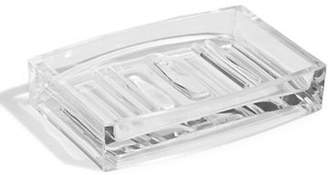clear DISTINCTLY HOME Soap Dish
