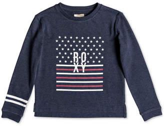 Roxy Graphic-Print Sweatshirt, Big Girls