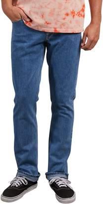 Volcom (ヴォルコム) - Volcom Vorta Slim Fit Jeans