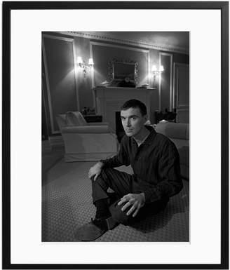 Sonic Editions David Byrne (Framed)