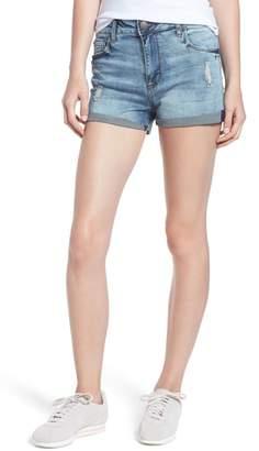 STS Blue SWAT FAME Distressed High Waist Denim Shorts