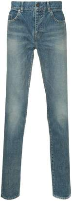 Saint Laurent classic skinny-fit jeans