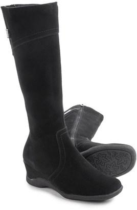Aquatherm by Santana Canada Fonda Snow Boots - Suede (For Women) $79.99 thestylecure.com