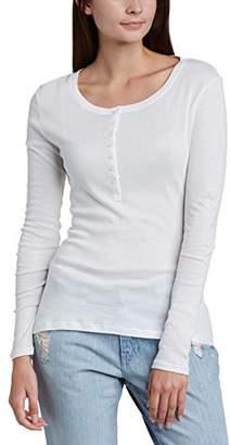 Petit Bateau Women's 1123307220 Button Front Long Sleeve Top,(Manufacturer Size:16)