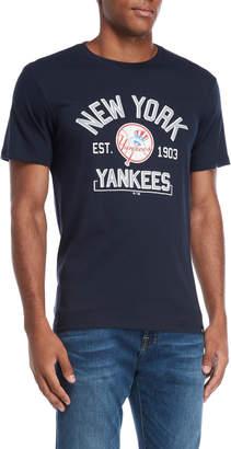 '47 New York Yankees Scrum Logo Tee