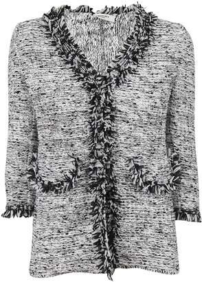 Charlott Knitted Fringe Jacket