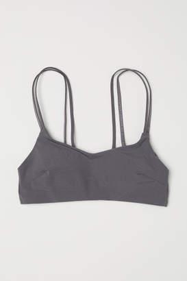 H&M Bikini Top - Gray