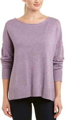 NYDJ Dropped-Shoulder Sweater