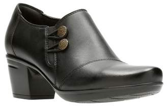 Clarks Emslie Warren Leather Boot - Multiple Widths Available