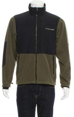 Columbia Fleece Zip-Front Jacket