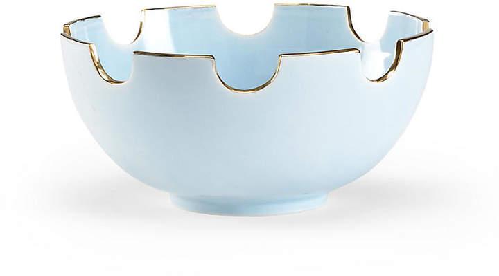 12 Classic Bowl - Blue/Gold