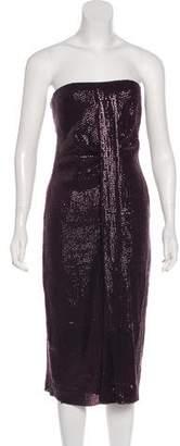 Diane von Furstenberg Piaza Cuvet Sequined Dress w/ Tags