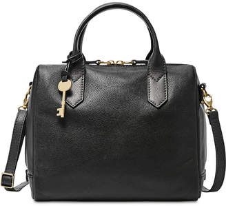 Fossil Fiona Small Leather Satchel