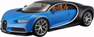 Bugatti Tobar Chiron Highly Detailed 1:24 Scale Diecast Replica Super Car Toy For Kids