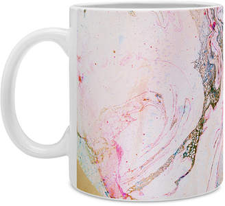 Deny Designs Iveta Abolina Winter Marble Coffee Mug